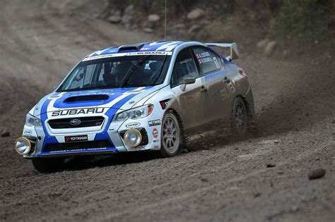 subaru rally subaru rally team canada clinches 11th canadian rally