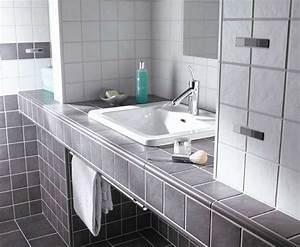 Arbeitsplatte Mit Integriertem Waschbecken : arbeitsplatte fliesen waschtisch fliesen geflieste ~ Michelbontemps.com Haus und Dekorationen