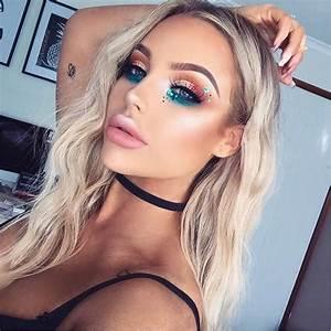 Best 25+ Festival makeup ideas on Pinterest Rave makeup