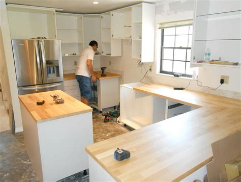 installing kitchen cabinets tips how to install a closet rod without studs home design ideas 4742
