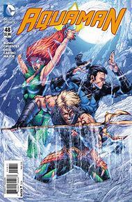 Aquaman DC Comics Garth