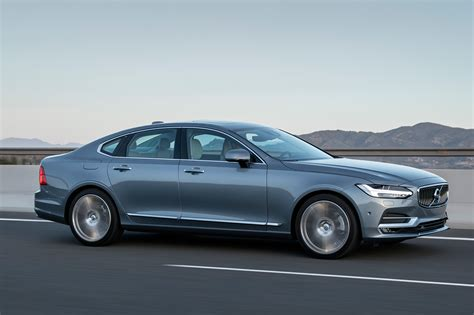 new volvo new volvo s90 saloon 2016 review pictures auto express