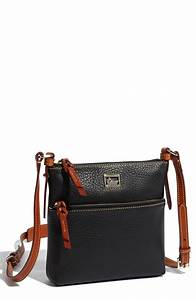 Dooney bourke dillen ii letter carrier crossbody bag in for Dooney and bourke letter carrier bag