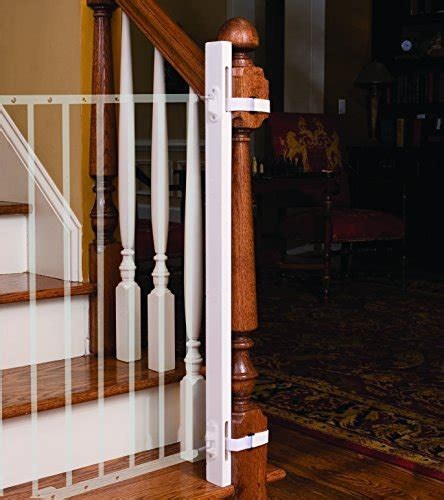 Baby Gate For Top Of Stairs With Banister by Top 5 Best Baby Gate For Stairs With Banister For Sale