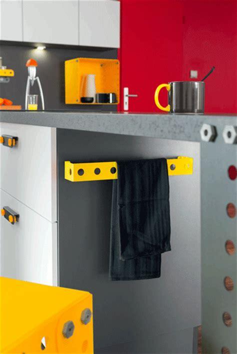 rangement torchons cuisine socoo c le cuisiniste bouscule les codes déco de la cuisine