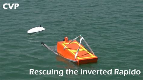 Rc Rescue Boat by Cvp The Ultimate Rescue Boat Quot Isostis Quot For Rc Boats By
