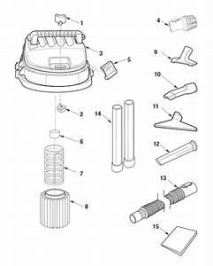 Ridgid Wd18510 Parts List And Diagram   Ereplacementparts Com