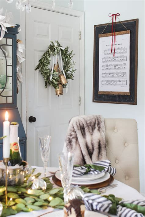 French Country Christmas Inspiration   Sense & Serendipity