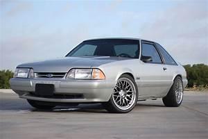 LMR Shop Car Build | 1993 Silver Mustang LX Hatchback