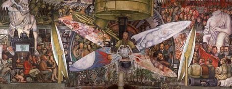 diego rivera rockefeller mural mexicaanse muralisten de spiegel het onbewuste
