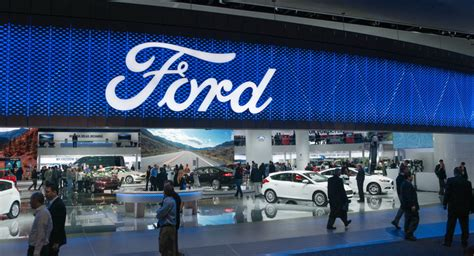 Ford Will Not Come To Paris Motor Show This Year