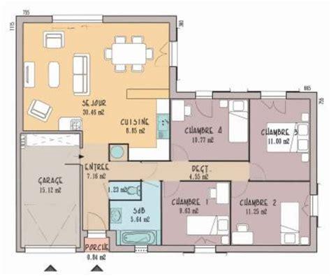 plan maison etage 4 chambres 1 bureau solutions pour la
