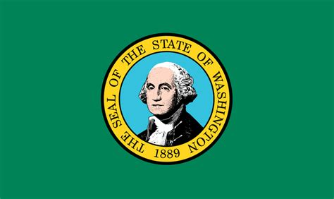 washington state information symbols capital