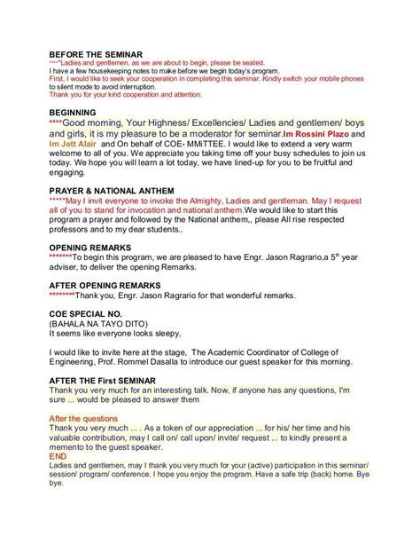 emcee script empowerment pinterest