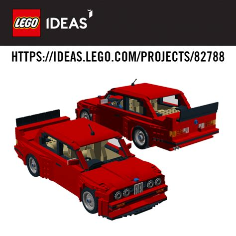 Bmw Employee Car Program by Lego E30 M3 Stage One Complete Contribution Support