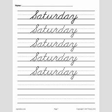 450 Best Images About Worksheets, Activities, & Lesson Plans For Kids On Pinterest Handwriting