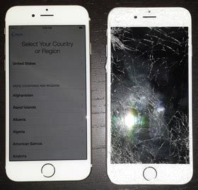iphone screen repair nyc bent iphone 6 fix laptopmd