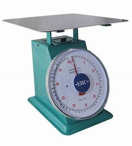 Ehc  Sp Series  Mechanical Spring Scale  Single Face