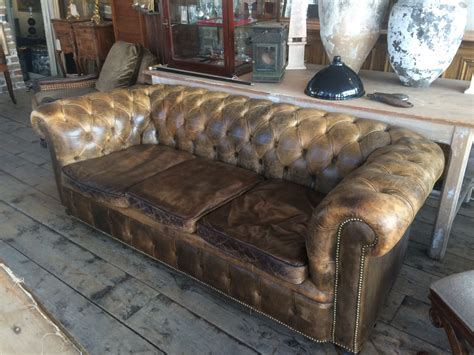 chesterfield vintage sofa vintage chesterfield sofa in furniture