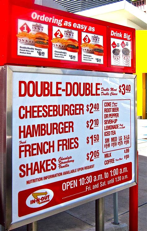 "In-N-Out Burger's ""Secret Menu"" Revealed   HuffPost"