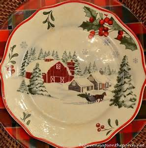 17 best ideas about christmas dinnerware on pinterest christmas plates xmas decorations and