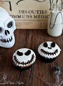Jack Skellington Cupcakes For Friday the 13th | Recipe ...