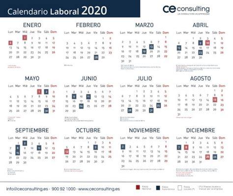 este es el calendario laboral oficial el ano