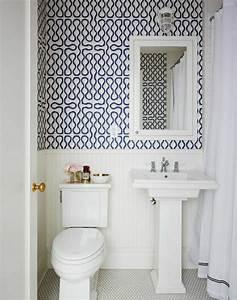 Tapeten Badezimmer Beispiele : trendige tapeten ideen f r jeden raum ~ Markanthonyermac.com Haus und Dekorationen