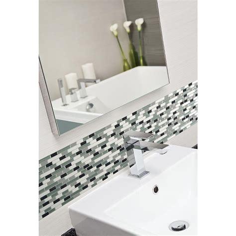 Smart Tiles Muretto Durango Mosaik by Smart Tiles Muretto Prairies 10 25 In X 9 125 In Mosaic