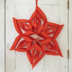 3 d star how to make christmas decorations housetohome co uk