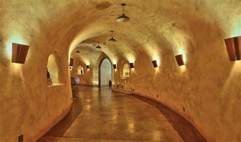 interiors envy  magical wine cave  healdsburg