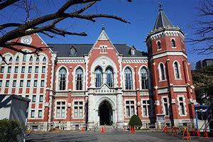 三田キャンパス 旧図書館 に対する画像結果