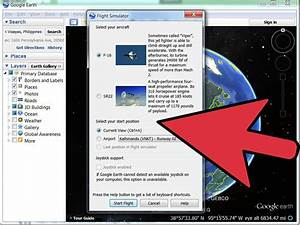 How To Use Google Earth  12 Steps  With Pictures