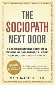 the sociopath next door the sociopath next door by martha stout hardcover