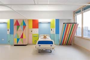 Morag Myerscough transforms rooms in Sheffield Children's ...