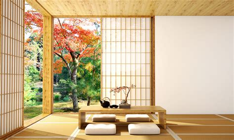 Asiatisch Einrichten by What Does A Traditional Japanese House Look Like