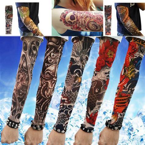 Real Fake Tattoo Sleeve