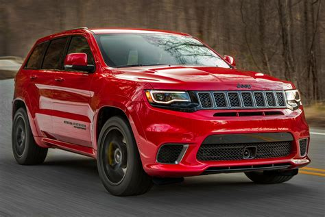 The Hellcatpowered Jeep Grand Cherokee Is Finally Here