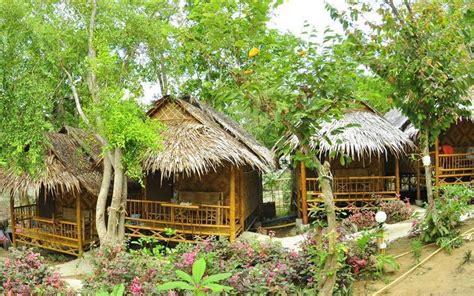 Phi Phi Hill Bamboo Bungalow In Koh Phi Phi, Thailand