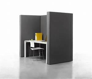 Panneau Separation : panneau de s paration acoustique modulable pour espace de ~ Carolinahurricanesstore.com Idées de Décoration