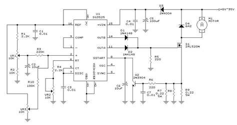 design tips for sg3525a
