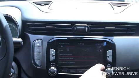 Uconnect Infotainment System Of Alfa Romeo Giulietta My