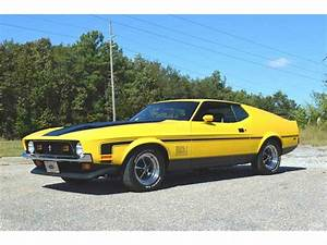 1972 Ford Mustang Mach 1 for Sale | ClassicCars.com | CC-1030090