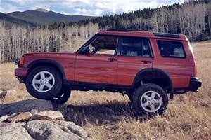 Future Classic Friday  Land Rover Discovery 2