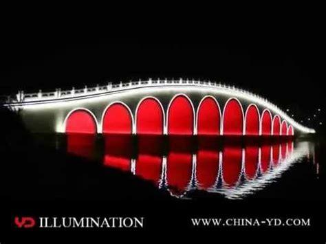 led bridge lighting wall washer linear light youtube