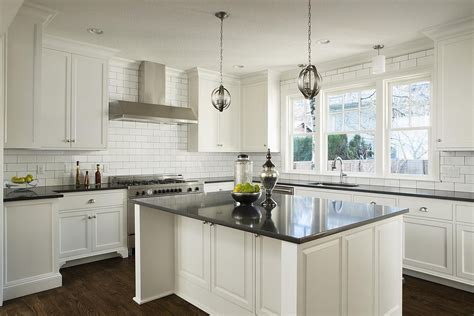 are white kitchen cabinets boring or contemporary