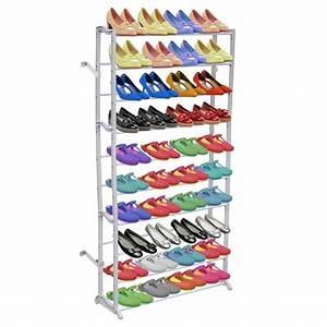 Schuhschrank Für 100 Paar Schuhe : schuhregal f r 40 paar schuhe schuhschrank 140cm ~ Orissabook.com Haus und Dekorationen