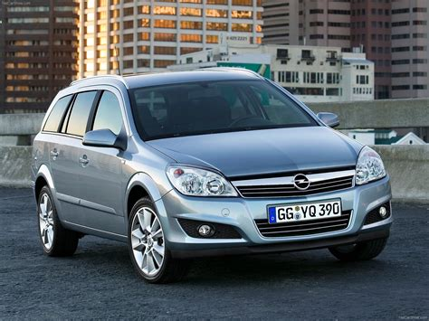Opel Astra Wagon by Opel Astra Station Wagon 2007 Pictures Information