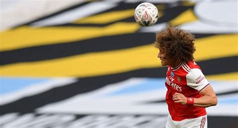 'We Deserve To Win A Trophy': Luiz Redemption As Arsenal ...