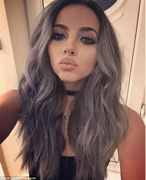 Little Mixs Jade Thirlwall Shows Off Dramatic Makeover In